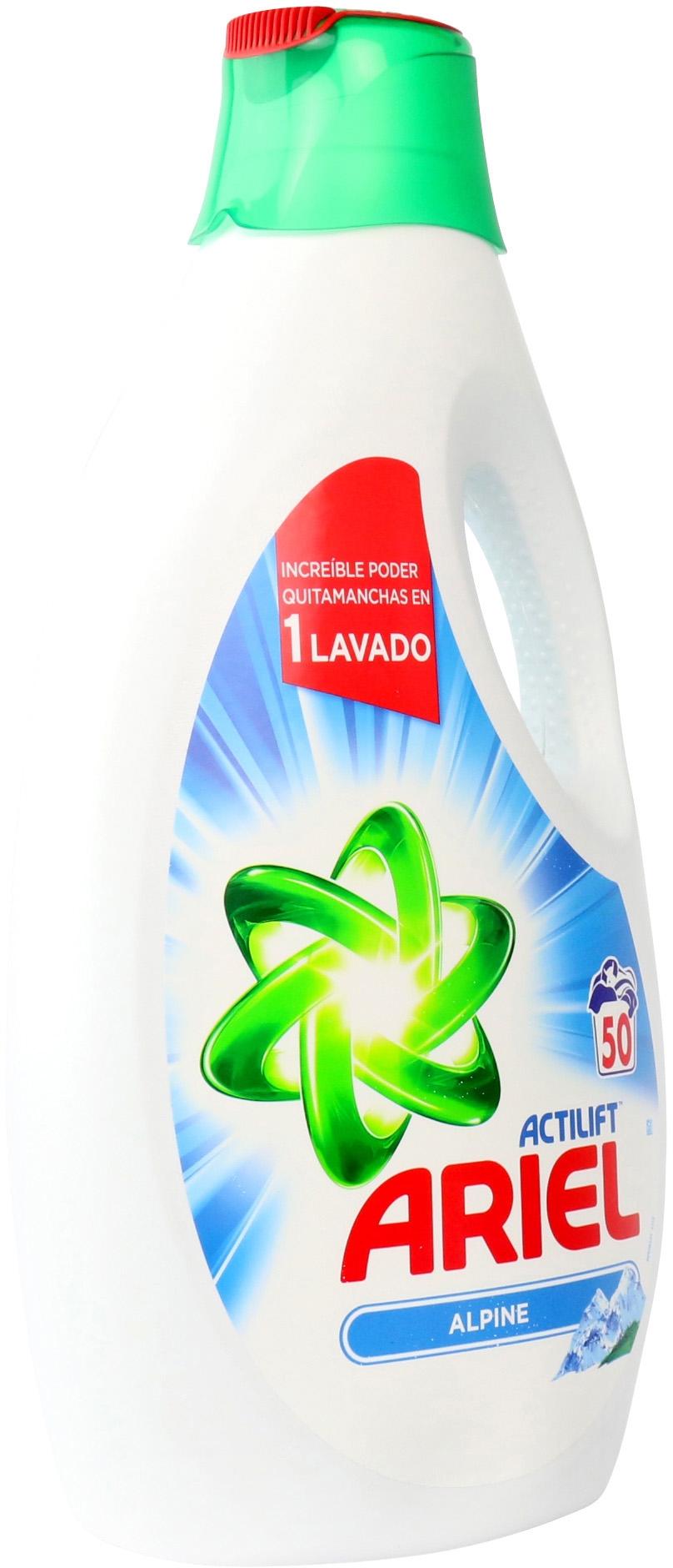 Los Mejores Detergentes Para Lavadora ~ Mejor Detergente Lavadora Calidad Precio