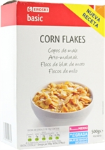 EROSKI BASIC Corn flakes