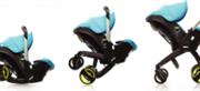 Simple Parenting Doona +, la multisillita de bebé de precio desorbitado