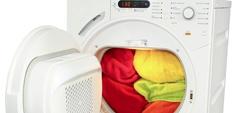 Cómo evitar las arrugas de la secadora