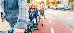 Sillitas de bici y remolques para niños: lo que debes saber