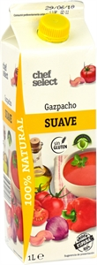 CHEF SELECT GAZPACHO SUAVE. | Test y Opiniones CHEF SELECT GAZPACHO SUAVE. | OCU