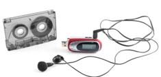 Convertir casetes a MP3