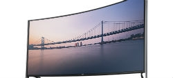 ¿Tienen éxito las teles con pantalla curva?
