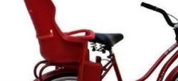 Tres sillas de bici para niños que son inseguras