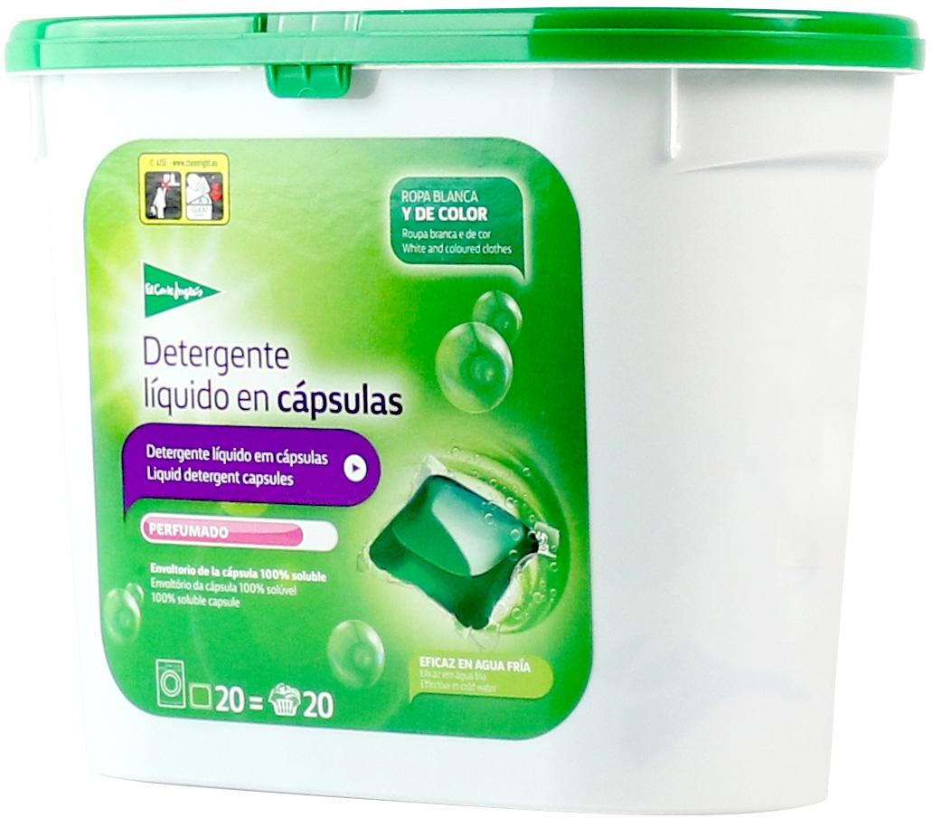 An Lisis De El Corte Ingl S C Psulas Comparador De Detergentes  ~ Electrodomesticos El Corte Ingles Lavadoras