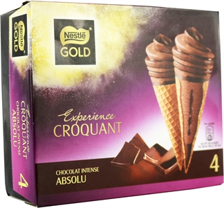NESTLÉ-GOLD EXPERIENCE CROQUANT CHOCOLAT INTENSE ABSOLU | Test y Opiniones NESTLÉ-GOLD EXPERIENCE CROQUANT CHOCOLAT INTENSE ABSOLU | OCU