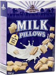 CROWNFIELD (LIDL) MILK PILLOWS. | Test y Opiniones CROWNFIELD (LIDL) MILK PILLOWS. | OCU