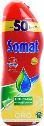 SOMAT Oro Antigrasa Gel