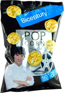 BICENTURY MINI TORTITAS DE MAÍZ POP CORN | Test y Opiniones BICENTURY MINI TORTITAS DE MAÍZ POP CORN | OCU
