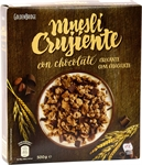 GOLDEN BRIDGE (ALDI) MUESLI CRUJIENTE CON CHOCOLATE. | Test y Opiniones GOLDEN BRIDGE (ALDI) MUESLI CRUJIENTE CON CHOCOLATE. | OCU