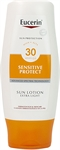 EUCERIN SENSITIVE PROTECT SUN LOTION SPF 30 | Test y Opiniones EUCERIN SENSITIVE PROTECT SUN LOTION SPF 30 | OCU