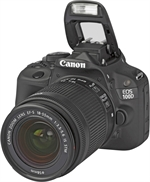 CANON EOS 100D + EF-S 18-55 IS STM Kit