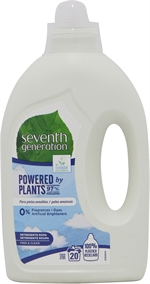 SEVENTH GENERATION POWERED BY PLANTS FREE&CLEAR | Detergentes para lavadora: precios, marcas y ofertas | OCU
